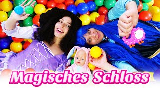 Spaß mit den Prinzessinnen - 3 Folgen am Stück - Tolle Videos mit Puppen