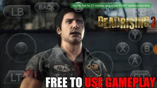 Dead Raising 3 Gloud Games Android  Free To Use Gameplay By atoz gamerx