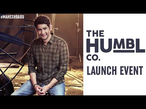 Super Star Mahesh Babu The Humbl Co Launch Event