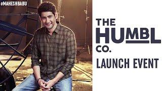 The Humbl Co. Launch Event LIVE || Super Star Mahesh Babu || #TheHumblCoLaunch