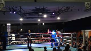 Muay Thaï Fast Victory Mohamed Houmer WBC Champion 30/07/17