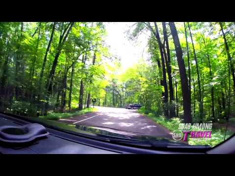 SUAB HMONG TRAVEL:  A quick visit to Devil's Lake in Wisconsin