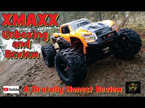 XMAXX Unboxing and first run