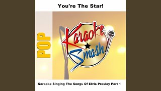 Doncha Think It's Time (karaoke-Version) As Made Famous By: Elvis Presley