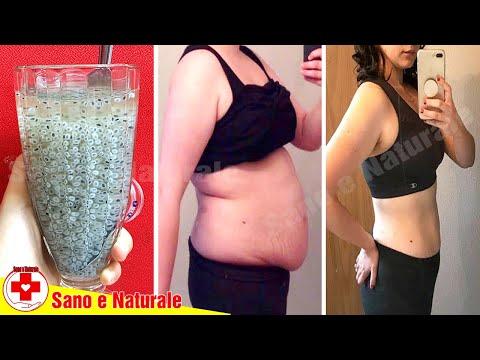 Perdere quanto peso in 6 settimane