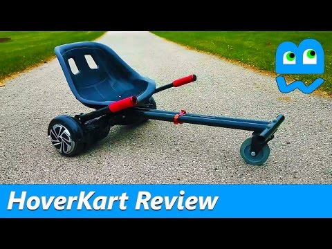 HoverKart Review (Hoverboard Accessory)