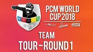 PCM WORLD CUP 2018 | Team Road Tour | First Round | PCM Village