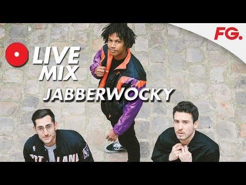 JABBERWOCKY | INTERVIEW & MIX LIVE | HAPPY HOUR | RADIO FG
