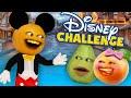 Annoying Orange The Disney Challenge