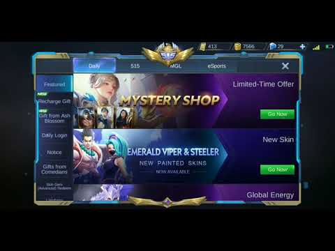 How to recharge DIAMONDS using CODASHOP thru your phone in Mobile Legends