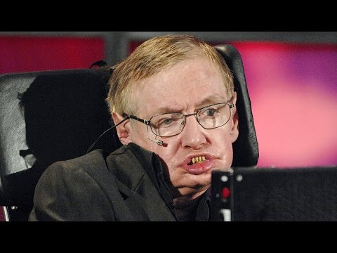 Stephen Hawking Warns About Robots And Aliens