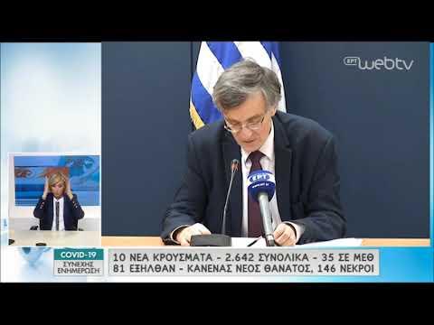 Ο Τσιόδρας για το εμβόλιο και τα fake news   05/05/2020   ΕΡΤ