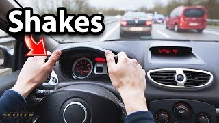 Does Your Car Shake When You Brake, Do This