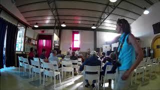"CU IT y BRA LATIN JAZZ PROJECT live in concert - ""Maria Cervantes"""