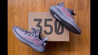 Everybody Gets Yeezys! || Adidas Yeezy Boost 350 V2 'Beluga 2.0' by Kanye West Review and On Feet