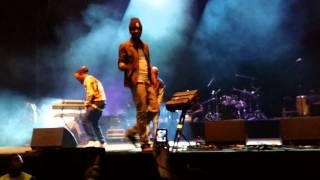 Força Suprema   Deixa O Clima Rolar Ao Vivo Festa De Angola 15 11 2014