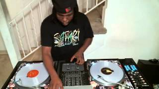 DJ TEEBOY HipHop Scratch Mix