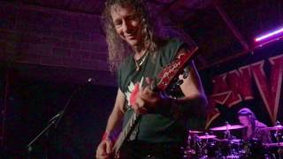 Anvil, Born to Be Wild (Live), 03.30.2017, Lookout Lounge, Omaha NE