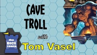 Cave Troll Review - with Tom Vasel