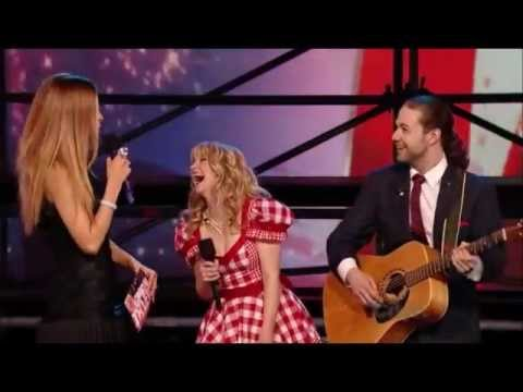 Canada's Got Talent - Francelle Maria & Mathieu Leger (Dolly Parton's 9 to 5)