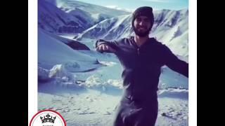 Боец UFC Зубайра Тухугов танцует лезгинку в горах !