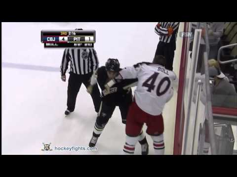 Eric Godard vs. Jared Boll