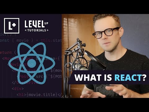What is React?