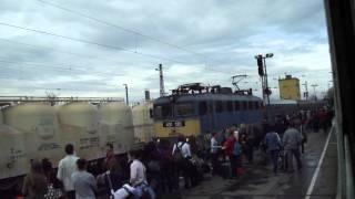 preview picture of video 'Sebesvonat érkezik Eger állomásrol  Füzesabony állomásra'