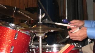 Angry Blues - Seymour Baker Band 1/9/15