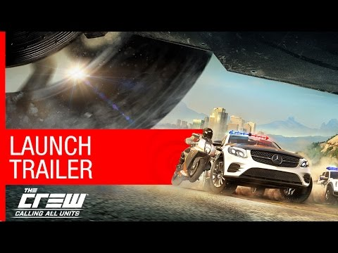 The Crew Calling All Units Trailer [US] thumbnail