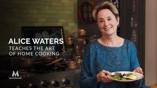 Belajar Seni Memasak Di Dalam Rumah bersama Alice Waters – Masterclass