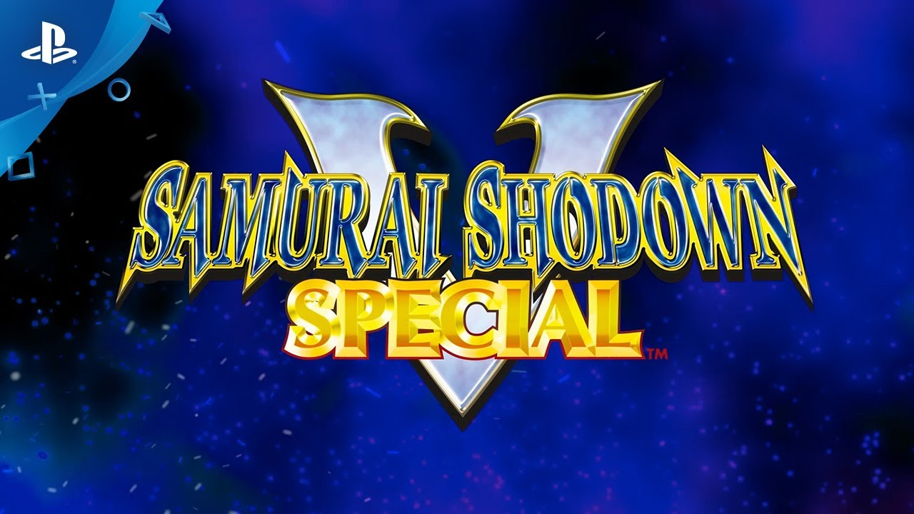Arcade Legend Samurai Shodown V Special Coming to PS4, Vita