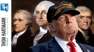 Why The Founding Fathers Would Impeach Trump Now!