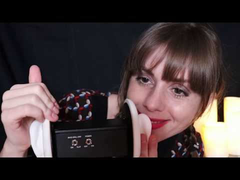 ASMR BREATHY WHISPERING FOR DEEP RELAXATION