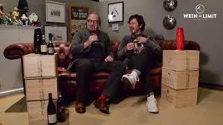Justin Leone zu Besuch bei Wein am Limit