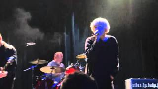 Charlatans UK-COME HOME BABY-Live @ The Regency Ballroom, San Francisco, CA, November 16, 2015