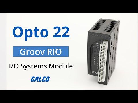 Opto 22 Groov RIO I/O Systems Module