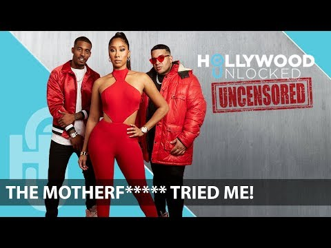 THE MOTHERF***** TRIED ME! on Hollywood Unlocked [UNCENSORED]