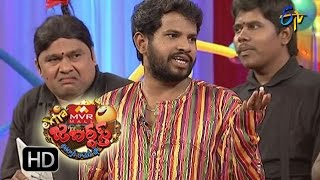 Hyper Aadi Raijing Raju Performance – Extra Jabardsth - 9th September 2016– ETV  Telugu
