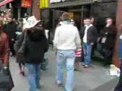St Patricks Parade 2007 Dublin Walkthrough
