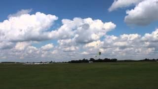 IRCHA Pascal Richter demo flight