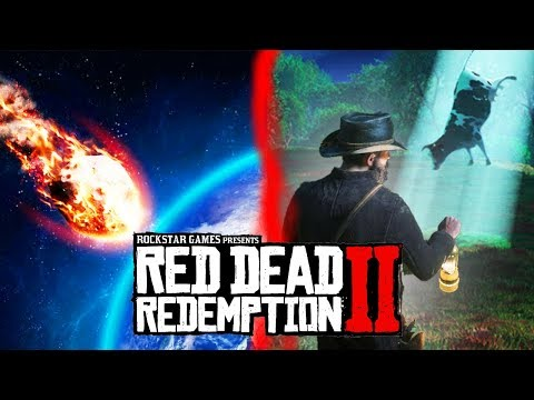 Last Mysteries of Red Dead Redemption 2