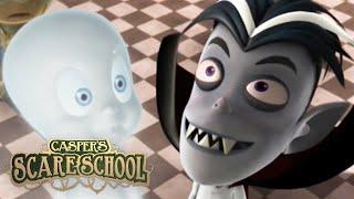 Casper the Ghost | Bully For You and The Ra-Minator | Casper Scare School