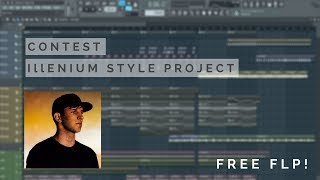 Professional Future Bass Style + FLP (The Chainsmokers