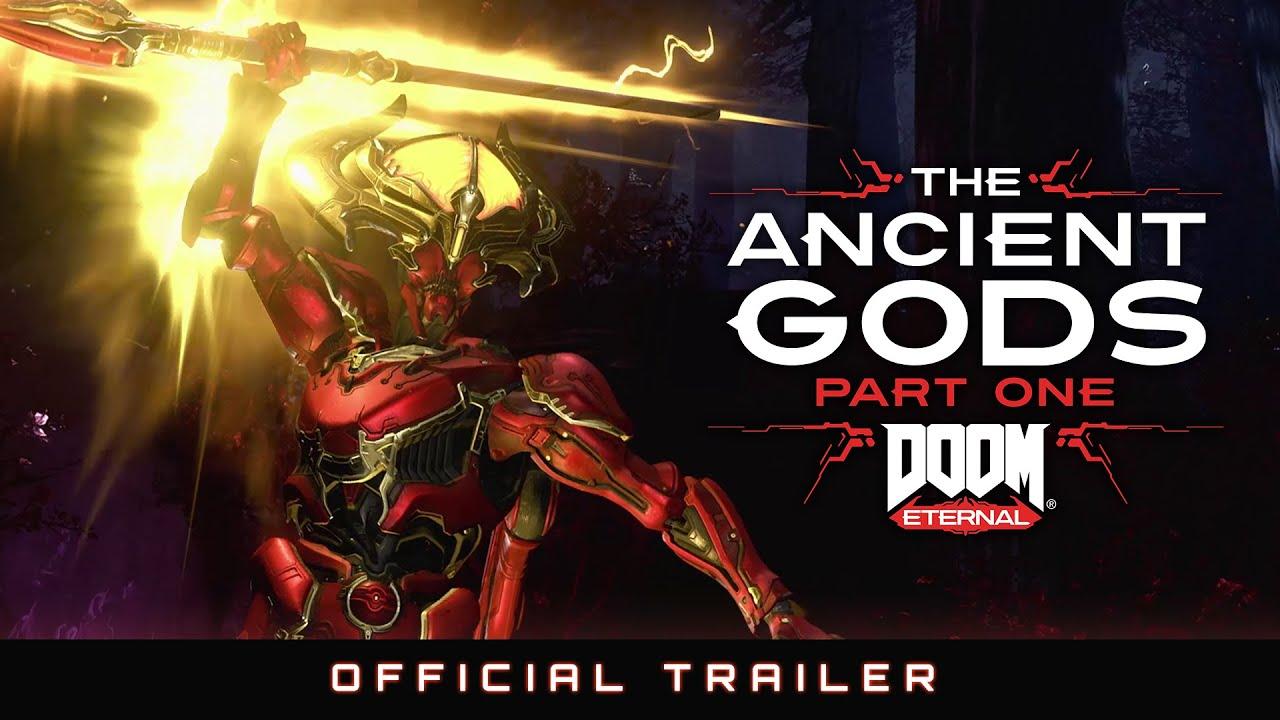 PS4/Xbox One/PC《毀滅戰士 永恆》戰役劇情DLC「The Ancient Gods, Part One」宣佈將於10月20日推出 Maxresdefault