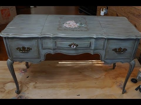 Layering Chalk Paint On Furniture Tutorial Mp3