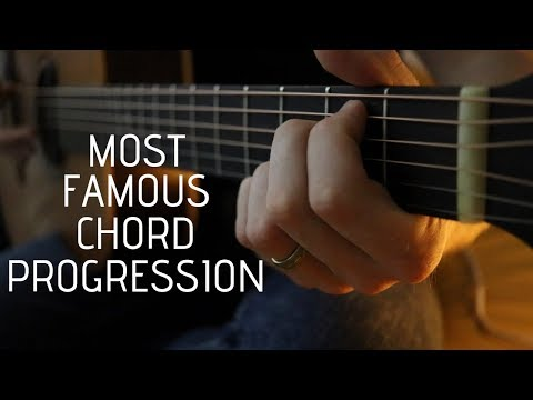 The Most Famous Chord Progression on Guitar