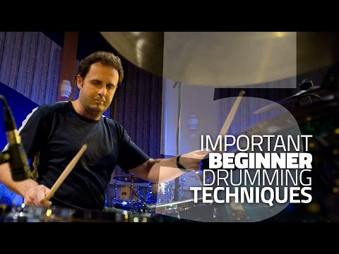 Important drum lessons you need know.