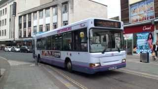preview picture of video 'Buses in Bristol , England'