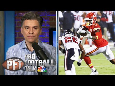 Kansas City Chiefs were in mid-season form vs. Houston Texans | Pro Football Talk | NBC Sports